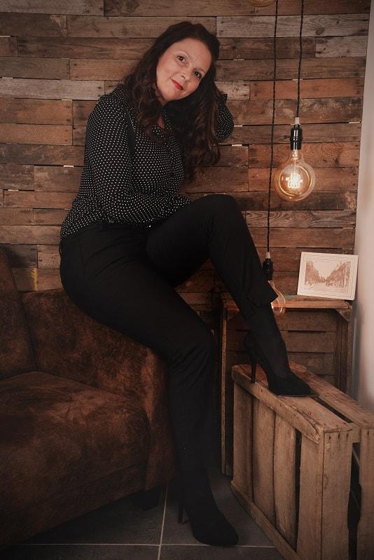Portrait de Sandra - Team Leader Existant MDi